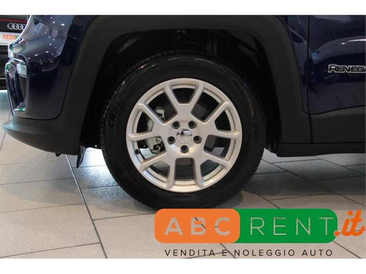 AbcRent - Jeep Renegade | ID 1960744